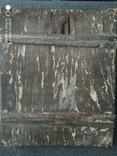 Икона старообрядческая 4 чястнік вис 45 см шир 38см, фото №7