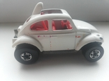 Модель Volkswagen Beetle Hot Wheels Mattel 1983, фото №5