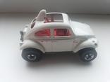 Модель Volkswagen Beetle Hot Wheels Mattel 1983, фото №6