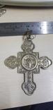 Крест серебро 925 проба., фото №3