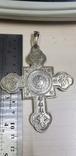 Крест серебро 925 проба., фото №4