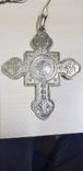 Крест серебро 925 проба., фото №5