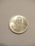 Мексика 100 песо 1977 серебро 27,77 грамм, 720 проба, фото №5