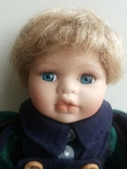 Кукла фарфоровая, фото №4