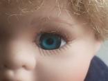 Кукла фарфоровая, фото №7