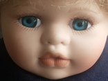 Кукла фарфоровая, фото №9