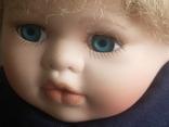 Кукла фарфоровая, фото №10