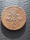 Швеция 1 эре SM, 1742 года, фото №3