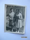 Девушки-студентки, 1957 г., фото №2