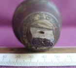 Колокольчик поддужный №6 бронза ХІХв. - начало ХХ века., фото №9