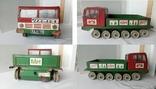 3341 КАМАЗ на базе вездехода Геолог Экспедиция БАМ детская игрушка из СССР на батарейках, фото №3