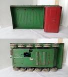 3341 КАМАЗ на базе вездехода Геолог Экспедиция БАМ детская игрушка из СССР на батарейках, фото №4