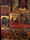 Икона Спас Нерукотворный с клеймами, фото №6