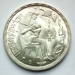 Египет 1 фунт 1979 г. - Питание и здоровье, фото №3