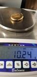 Кулон золото 56 проба., фото №3
