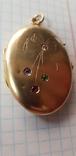 Кулон золото 56 проба., фото №12