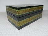Винтажный запечатаный чай в деревяной коробке. Индия., фото №6