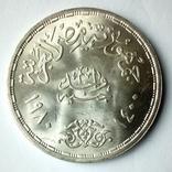 Египет 1 фунт 1980 г. - Прикладные профессии, фото №5