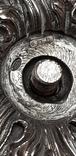 Канделябр,подсвечник серебро 925 проба.PAMPALONI., фото №3