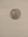 Португалия 100 эскудо  1987 года серебро 21 грамм, 925 проба, фото №3