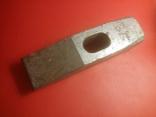 Молоток советский оцинкованный 800 грамм ЗИП 2 рубля 20 копеек, фото №11