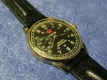 Наручные Часы Молния Смерш 3-54г.Рабочие на ремешке, фото №5