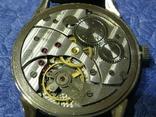 Наручные Часы Молния Смерш 3-54г.Рабочие на ремешке, фото №8