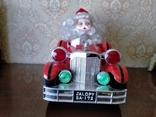 Дед Мороз в автомобиле, фото №2