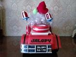 Дед Мороз в автомобиле, фото №4
