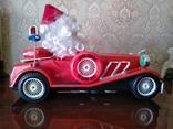 Дед Мороз в автомобиле, фото №5