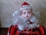 Дед Мороз в автомобиле, фото №6