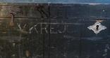 Сундук с личными вещами солдата до 1945 года., фото №4