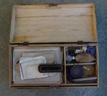 Сундук с личными вещами солдата до 1945 года., фото №6