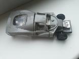 Модель Ferrari A-27 made in URSS 1/43 с утратами, фото №7