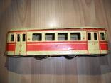Трамвайчик времен СССР, фото №4