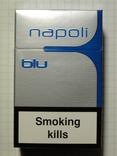 Сигареты NAPOLI BLU