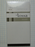 Сигареты ROSSA SILVER