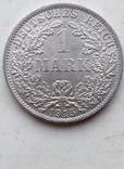 Две монеты Германии , 1 Марка 1914 года (А), 1 Марка 1915 года (А), фото №9