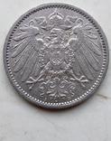 Две монеты Германии , 1 Марка 1914 года (А), 1 Марка 1915 года (А), фото №13