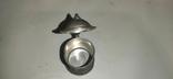 Кружка пивная, мини, олово, Германия, фото №8