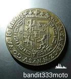 1/2 талера 1650 года Яна 2 Казимира Ваза копия, фото №3