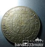1 талер 1650 года Яна 2 Казимира копия серебряной монеты Польши, фото №3