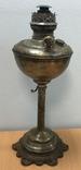 Керосиновая лампа чудо, Отто Миллер Берлин. Высота - 40 см, фото №2