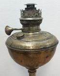 Керосиновая лампа чудо, Отто Миллер Берлин. Высота - 40 см, фото №6