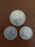 Ядвига 3 монеты, фото №2