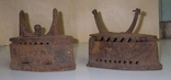 Утюги на реставрацию, 2 шт., фото №2
