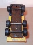 Грузовая машинка времён СССР длина 20,5 см., фото №3