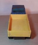 Грузовая машинка времён СССР длина 20,5 см., фото №4