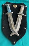 Два ножі чилійського спецназу Korvo (копії), фото №3