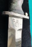 Два ножі чилійського спецназу Korvo (копії), фото №5